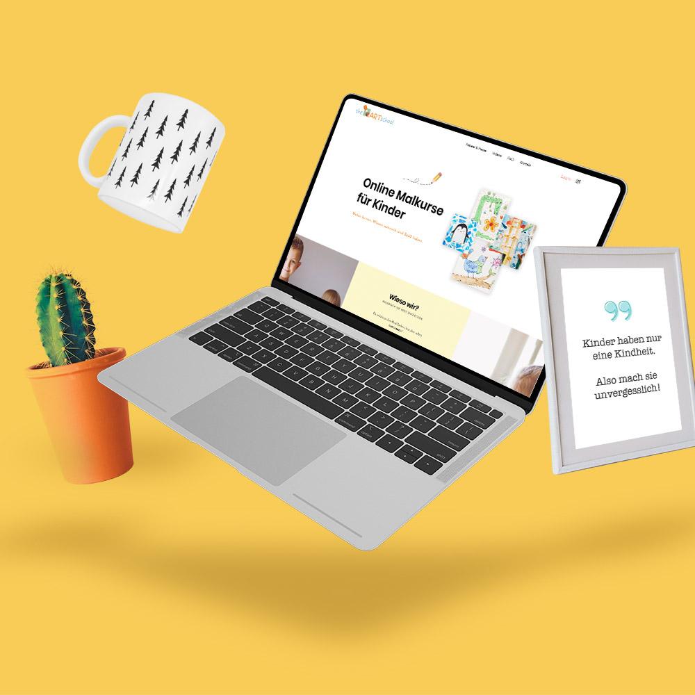 Portfolio LokalLemons Ansbach Werbeagentur - Webseitendesign